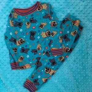Disney Puppy dog pals pajama set Size 3